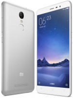 Смартфон XIAOMI Redmi Note 3 Pro Silver 16GB RedmiNote3S16GB