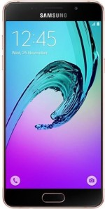 Смартфон Samsung Galaxy A5 (2016) 16Gb розовый SM-A510FEDDSER