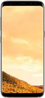 Смартфон Samsung GALAXY S8 (64 GB) желтый топаз SM-G950FZDDSER
