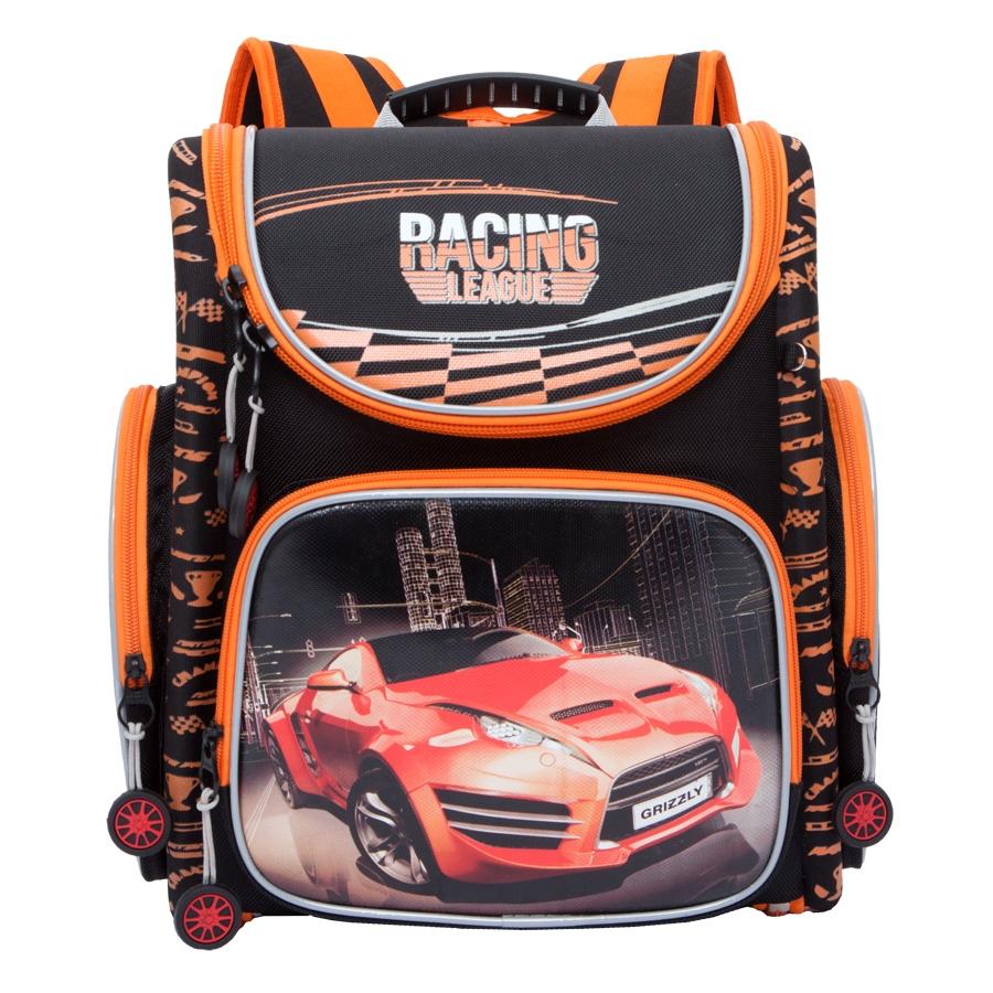 3b97c99d7da7 Школьный рюкзак для мальчика Grizzly - RA-770-7M - Магазин ...