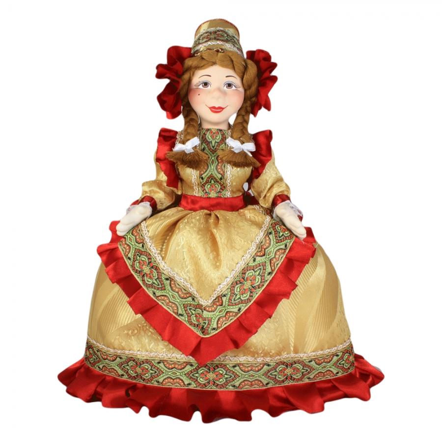 """Кукла на чайник """"Девушка в национальном костюме"""" - Магазин ..."""