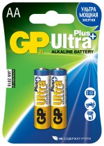 Батарейки GP 15AUP-2CR2 Ultra Plus блист (2 шт)