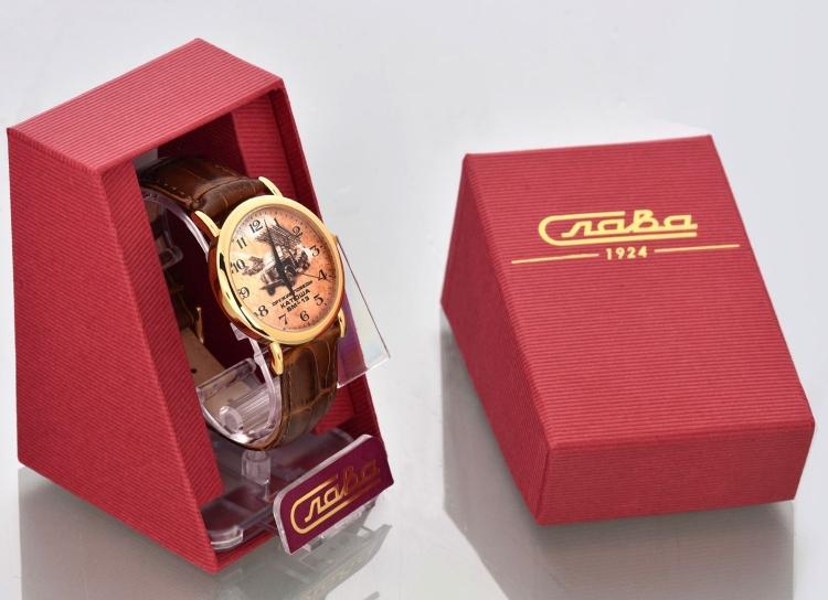 Подарок на свадьбу часы с